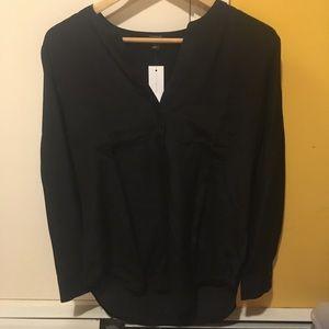 Ann Taylor Silk blouse NWT